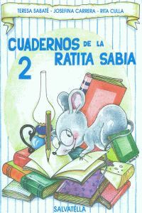 CUADERNO RATITA SABIA 2 (MAYUSCULAS)