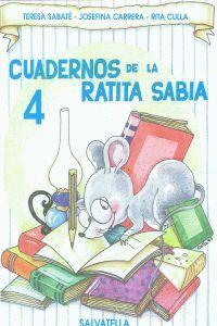 CUADERNO RATITA SABIA 4 (MAYUSCULAS)