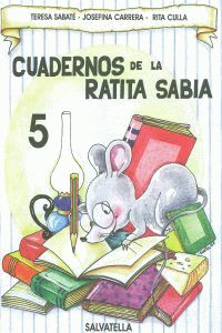 CUADERNO RATITA SABIA 5 (MAYUSCULAS)
