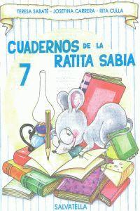 CUADERNO RATITA SABIA 7 (MAYUSCULAS)