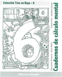 Ep - Tres En Raya 6 (cuad. Calculo Mental) - Teresa Prat