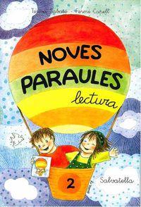 NOVES PARAULES LECTURA 2