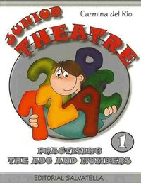 JUNIOR THEATRE 1 - PRACTISING THE ABC AND NUMBERS