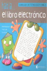 HABLA. .. EL LIBRO ELECTRONICO - LA TECNOLOGIA HABLA 6