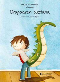 Dragoiaren Buztana (amorrua) - Mireia Canals Botines / Sandra Aguilar (il. )