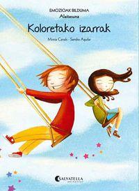 Koloretako Izarrak (alaitasuna) - Mireia Canals Botines / Sandra Aguilar (il. )