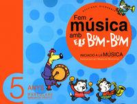 FEM MUSICA AMB ELS BUM BUM P5