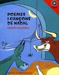 POEMES I CANÇONS DE NADAL (+CD)