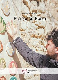 FRANCESC FERRE