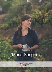 Maria Sangenis - Ruth Troyano Puig