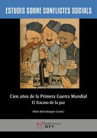 CIEN AÑOS DE LA PRIMERA GUERRA MUNDIAL - EL FRACASO DE LA PAZ