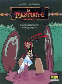 MAZMORRA, LA - EL CEMENTERIO DE LOS DRAGONES - ARGAMENON 101
