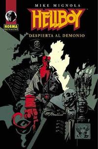 hellboy 2 - despierta al demonio - Mike Mignola