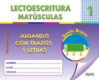 DUENDES MAGICOS LECTOESCRITURA MAYUSCULAS 1 3-5 AÑOS