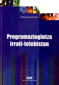 PROGRAMAZIOGINTZA IRRATI-TELEBISTAN