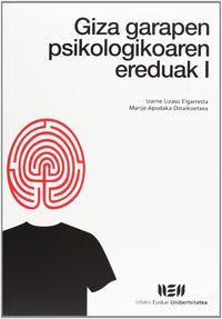(2 TOMOS) GIZA GARAPEN PSIKOLOGIKOAREN EREDUAK