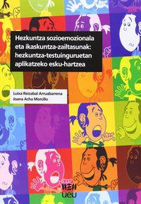 Hezkuntza Sozioemozionala Eta Ikaskuntza-Zailtasunak - Joana Acha Morcillo / Luixa Reizabal Arruabarrena