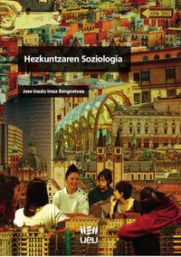 Hezkuntzaren Soziologia - Jose Inazio Imaz Bengoetxea