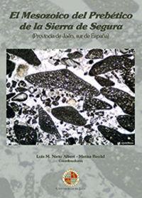 Mesozoico Del Prebetico De La Sierra De Segura, El (provincia De Jaen, Sur De España) - Luis M. Nieto Albert