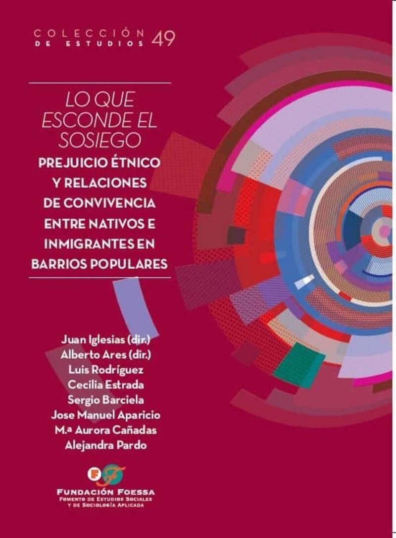 EXCLUSION SOCIAL EN ESPAÑA DESDE LA PERSPECTIVA TERRITORIAL, LA