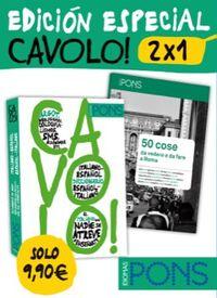 (pack)  Cavolo! 2x1 (ed. Especial) - Aa. Vv.
