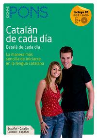 CATALAN DE CADA DIA (+CD MP3)