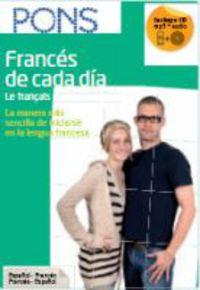 FRANCES DE CADA DIA (+CD MP3)