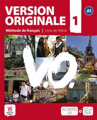 VERSION ORIGINALE 1 (A1) (+CD+DVD)