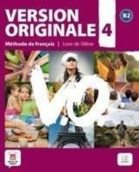 VERSION ORIGINALE 4 (B2) (+CD+DVD)