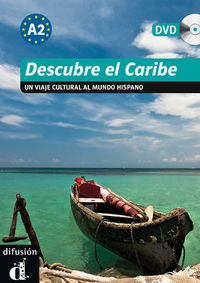 Descubre - El Caribe (nivel A2)  (+dvd) - Aa. Vv.