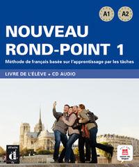 NOUVEAU ROND-POINT 1 (A1-A2) (+CD)