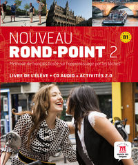 NOUVEAU ROND-POINT 2 (B1) (+CD)