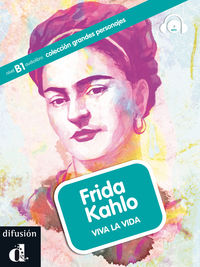 Frida Kahlo (a2-b1)  (+cd) - Aa. Vv.