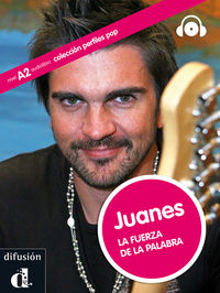 Juanes (nivel A2)  (+cd) - Aa. Vv.