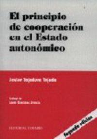 PRINCIPIO DE COOPERACION EN EL ESTADO AUTONOMICO, EL