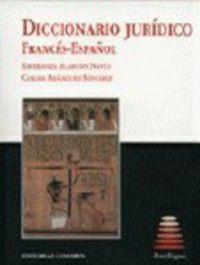 DICC. JURIDICO FRANCES-ESPAÑOL