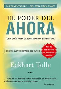 El poder del ahora - Eckhart Tolle