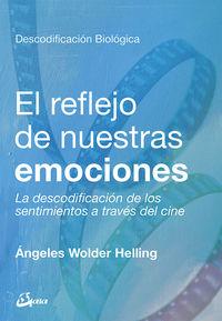 Reflejo De Nuestras Emociones, El - La Descodificacion De Los Sentimientos A Traves Del Cine - Angeles Wolder Helling
