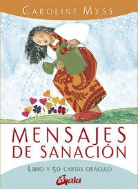 MENSAJES DE SANACION (+50 CARTAS ORACULO)