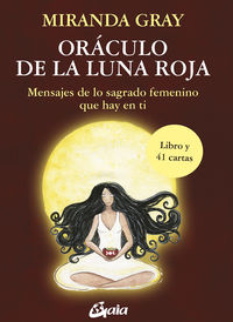 ORACULO DE LA LUNA ROJA (+CARTAS)