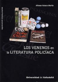 VENENOS EN LA LITERATURA POLICIACA, LOS - (2ª EDI. )