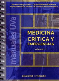 Medicina Critica Y Emergencias (2 Vols. ) - Cecilia Bartolome Bartolome / Eduardo Tamayo Gomez / [ET AL. ]