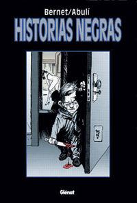 HISTORIAS NEGRAS 1 (INTEGRAL)