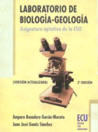 LABORATORIO DE BIOLOGIA Y GEOLOGIA