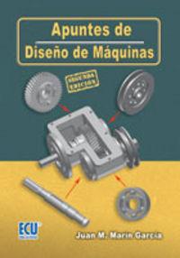 Apuntes De Diseño De Maquinas - Juan M. Marin Garcia