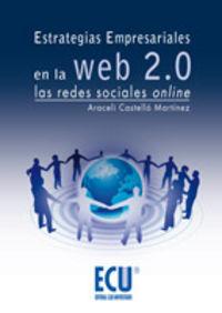 ESTRATEGIAS EMPRESARIALES EN LA WEB 2.0