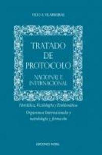 TRATADO DE PROTOCOLO - NACIONAL E INTERNACIONAL