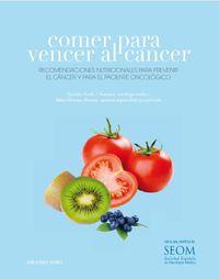 Comer Para Vencer Al Cancer - Paula  Jimenez Fonseca  /  Belen  Alvarez Alvarez