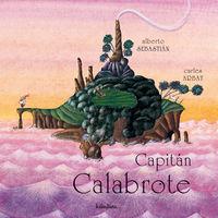 CAPITAN CALABROTE (GALLEGO)
