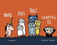 Uno Dos Tres, Vampiro Es - Nadia Budde